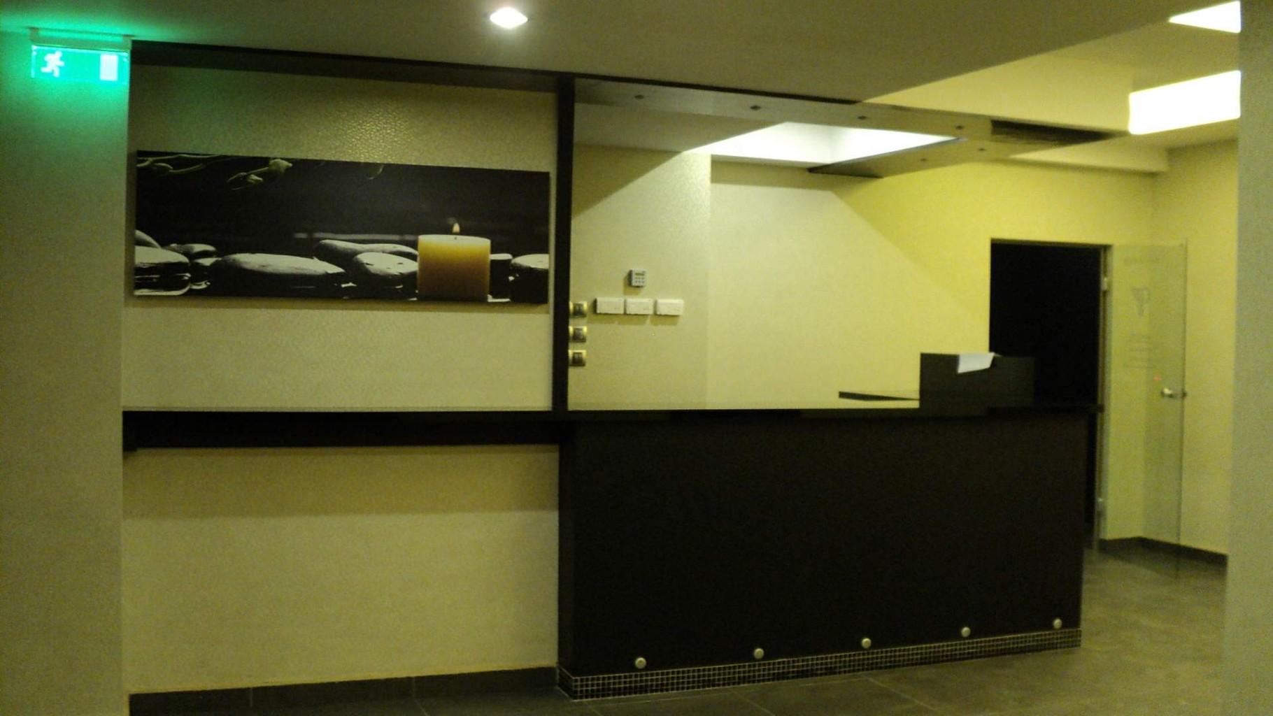 receptie spa plaza hotel