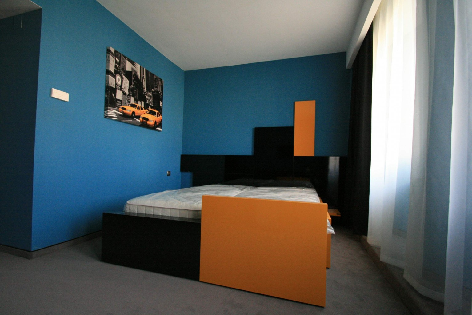 camera hotel plaza mobilier mdf vopsit si placat hpl
