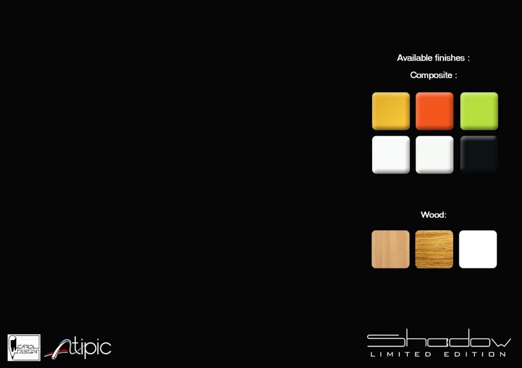 shadow mobilier editie limitata compozit Corian lemn masiv furnir birou masa dulap007