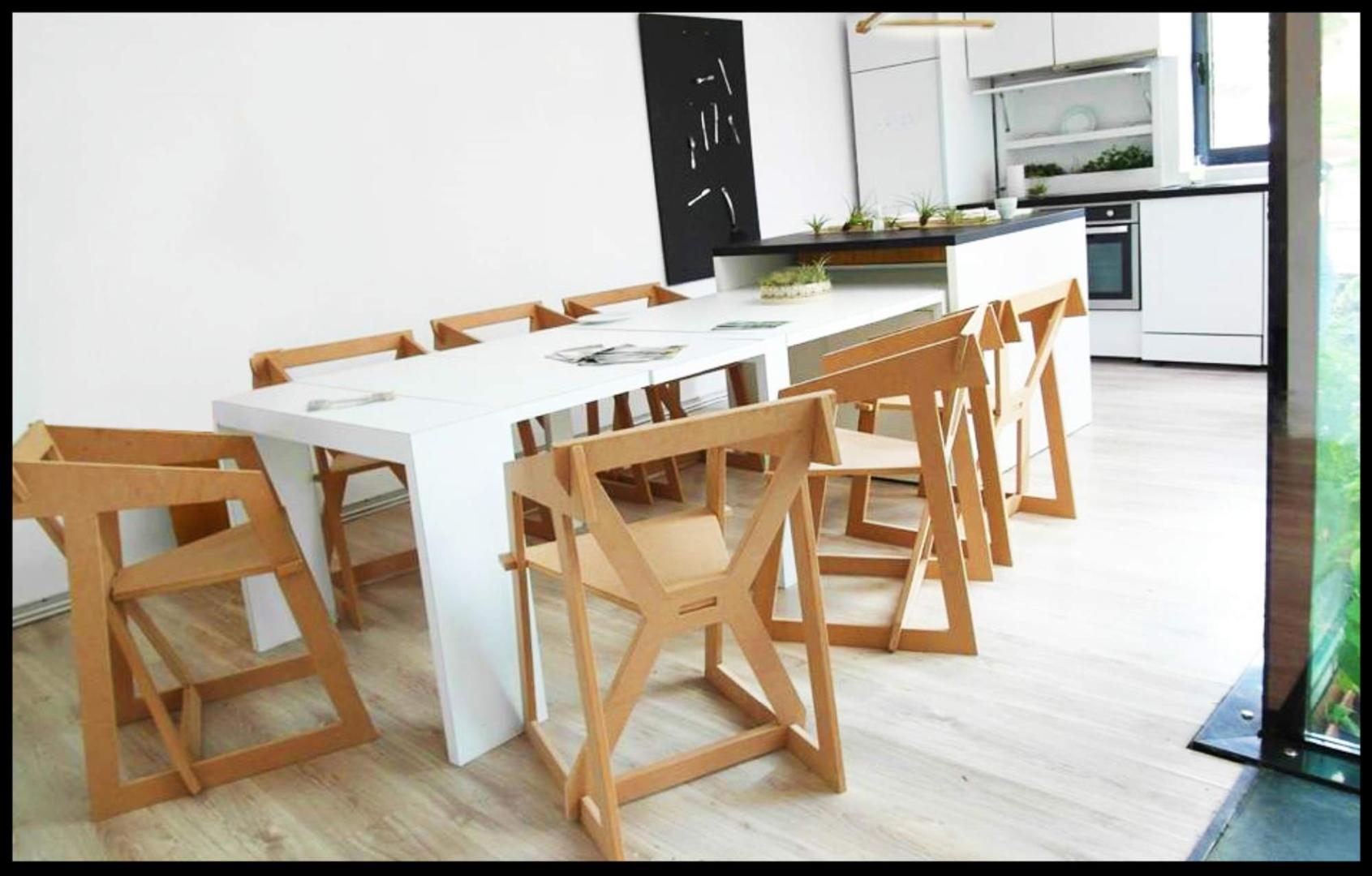 EFdeN mobilier placaj stratificat hpl ultramat bucatarie extensibila dormitor living baie010
