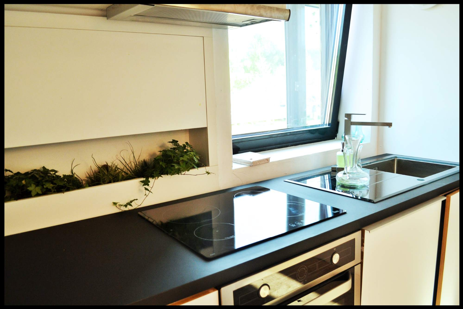 EFdeN mobilier placaj stratificat hpl ultramat bucatarie extensibila dormitor living baie012