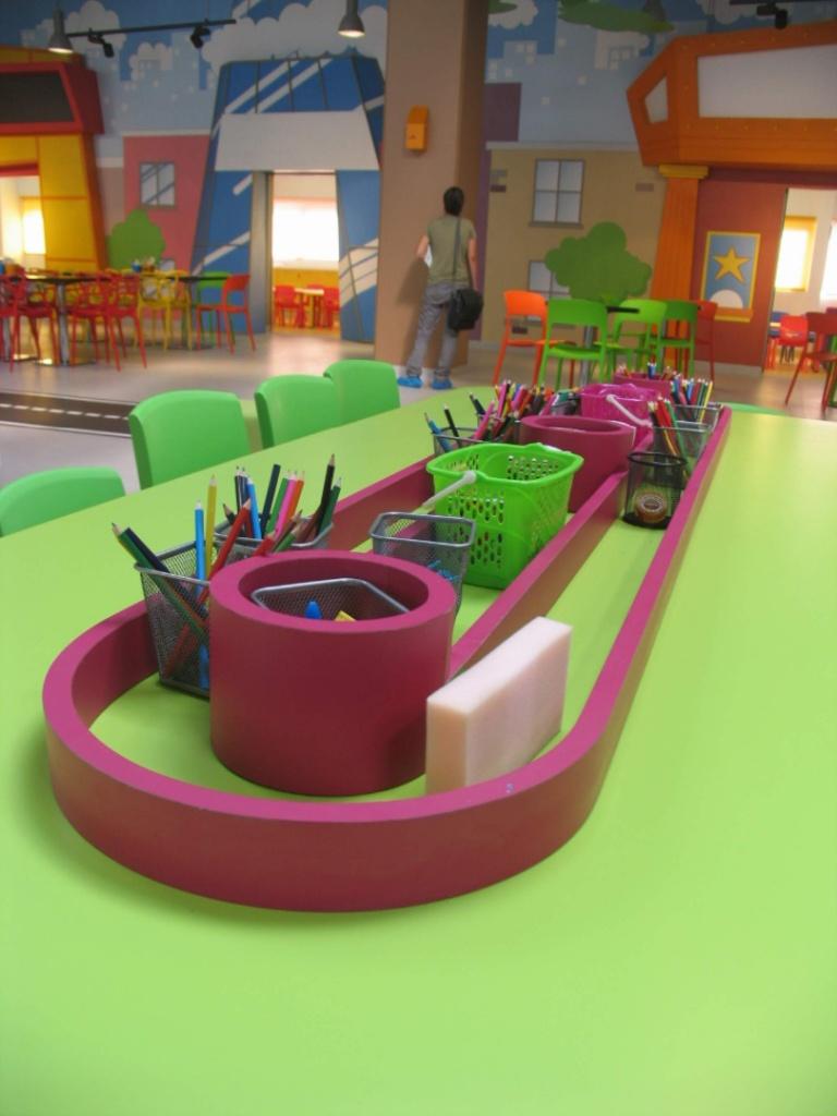 kiddo mobilier spatiu joaca copii lego hpl compact usi chiuvete corian021