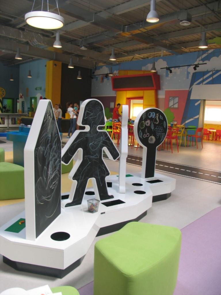 kiddo mobilier spatiu joaca copii lego hpl compact usi chiuvete corian022