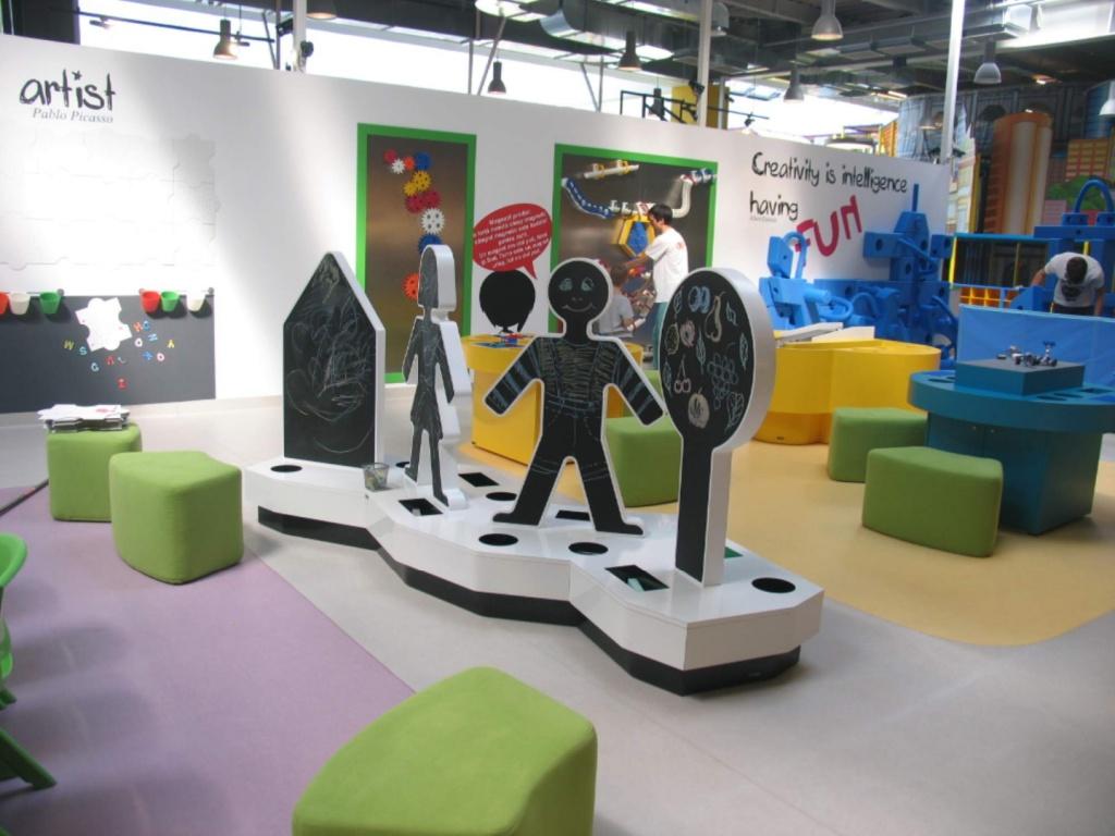 kiddo mobilier spatiu joaca copii lego hpl compact usi chiuvete corian024