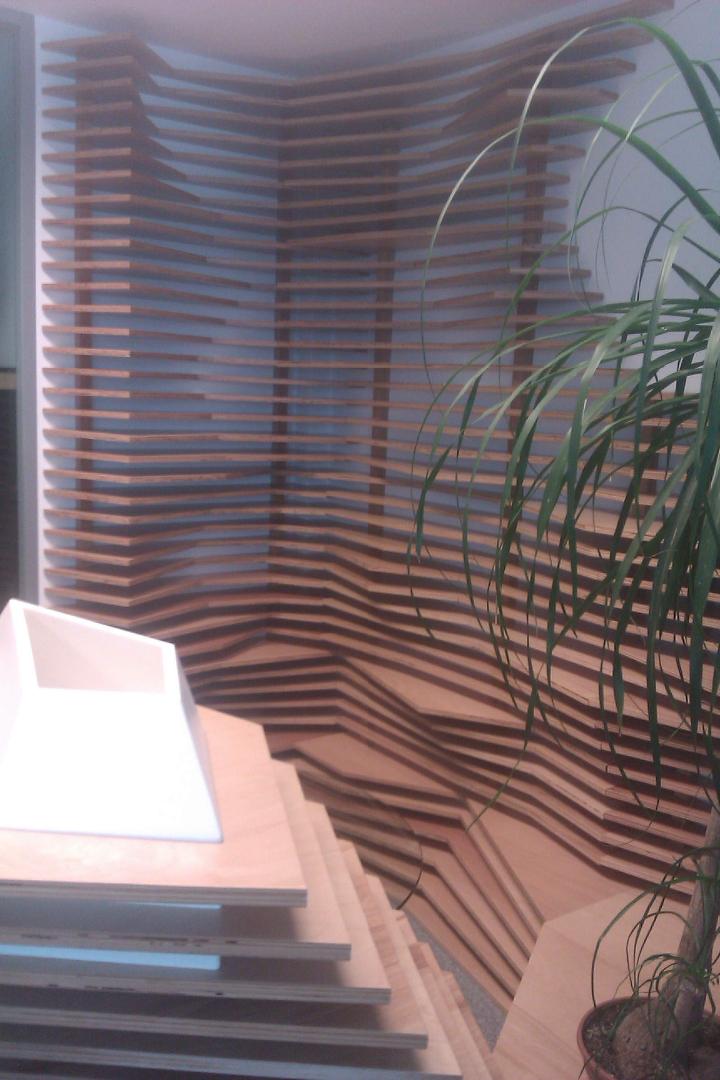 kinnarps receptie placari lemn corian  front desk006
