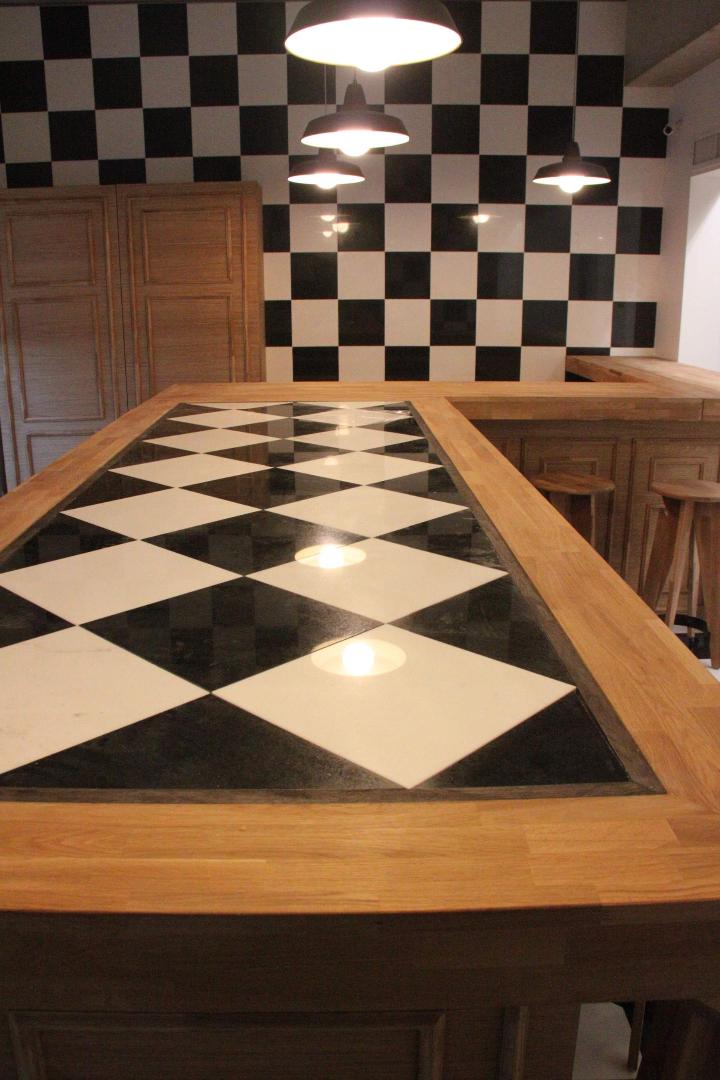 Art cafe mobilier horeca cafenea -lacari lemn masiv furnir bar scaune mese032