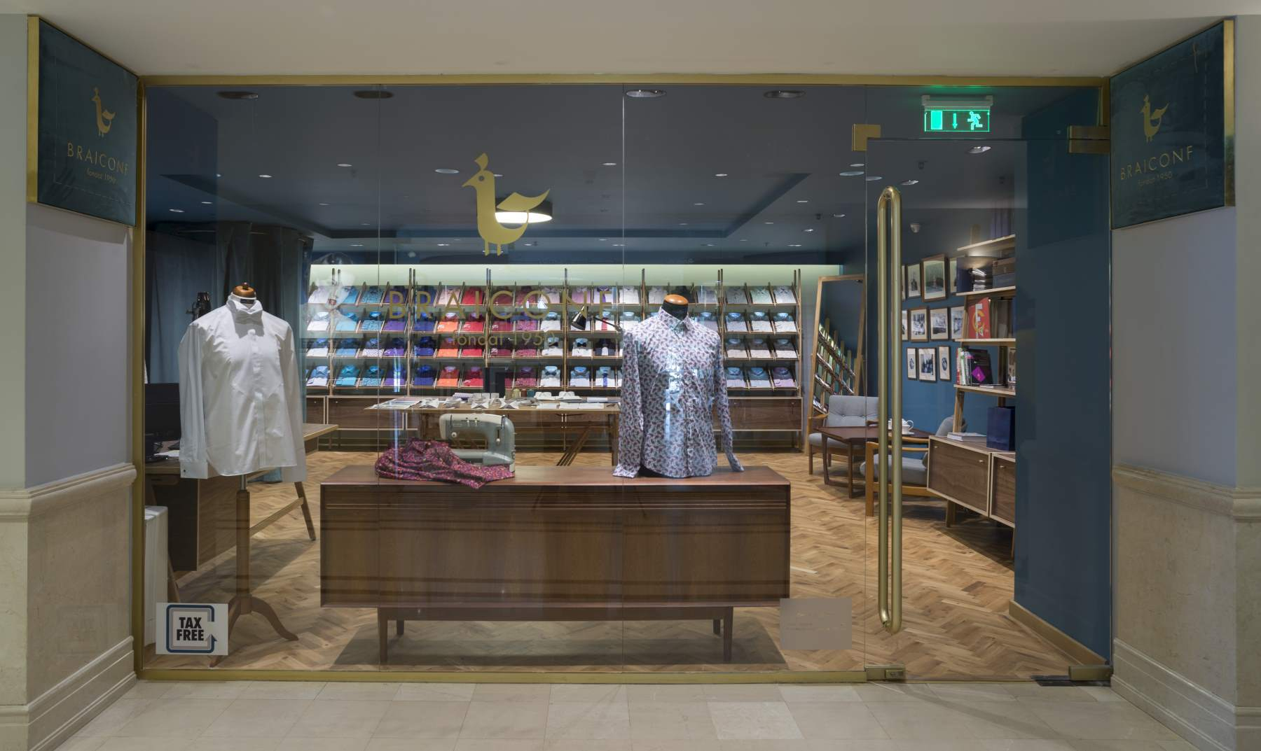 Braiconf magazin shop marriott mobilier lemn masiv furnir design dinamic013