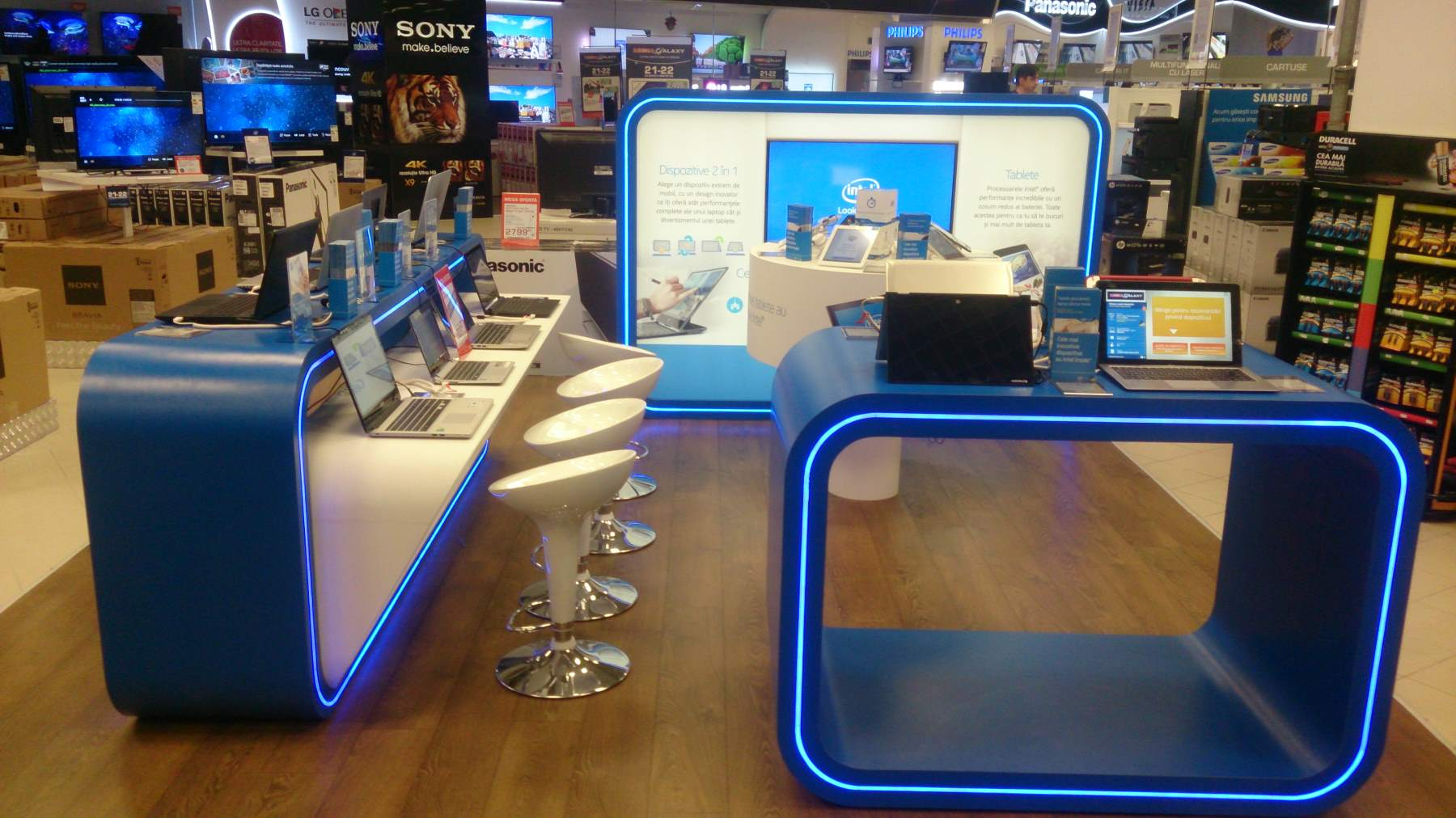 mobilier stand INTEL mall mdf hpl 007